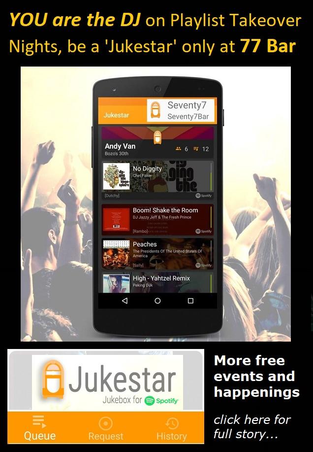 Jukestar event montage